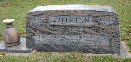 APPLETON, WILLIAM W. - Delaware County, Iowa | WILLIAM W. APPLETON