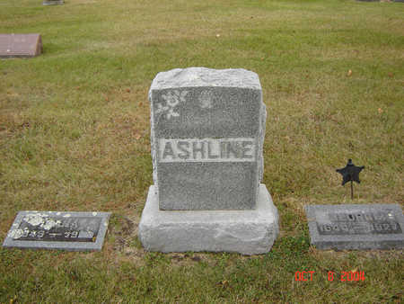 ASHLINE, GEORGE - Delaware County, Iowa | GEORGE ASHLINE