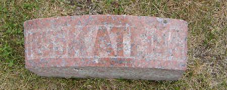 BARR, KATE - Delaware County, Iowa | KATE BARR