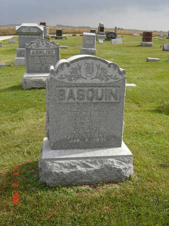BASQUIN, MARTHA - Delaware County, Iowa | MARTHA BASQUIN