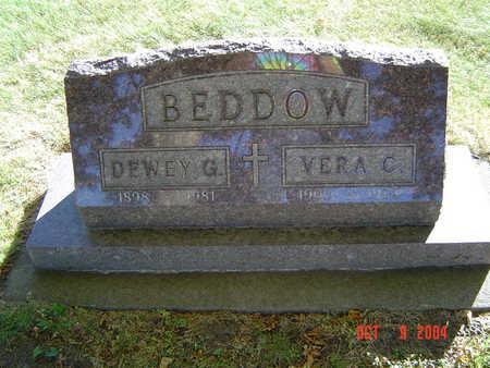 BEDDOW, VERA C. - Delaware County, Iowa | VERA C. BEDDOW