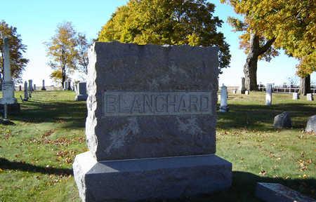 BLANCHARD, FAMILY MONUMENT - Delaware County, Iowa | FAMILY MONUMENT BLANCHARD