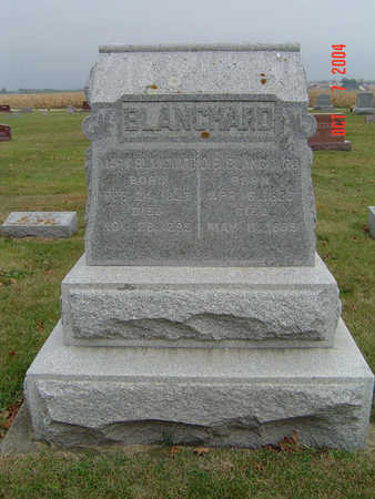 BLANCHARD, MARY - Delaware County, Iowa | MARY BLANCHARD