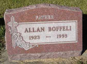 BOFFELI, ALLAN - Delaware County, Iowa | ALLAN BOFFELI
