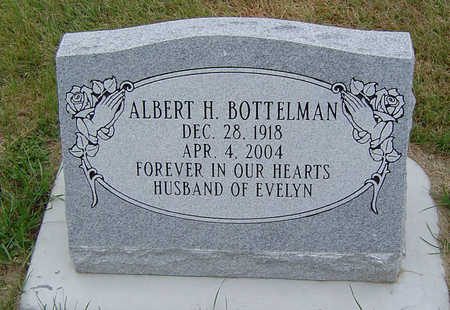BOTTLEMAN, ALBERT H. - Delaware County, Iowa | ALBERT H. BOTTLEMAN