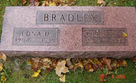 BRADLEY, EDNA D. - Delaware County, Iowa | EDNA D. BRADLEY