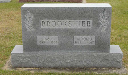 BROOKSHIER, ALTON J. - Delaware County, Iowa | ALTON J. BROOKSHIER