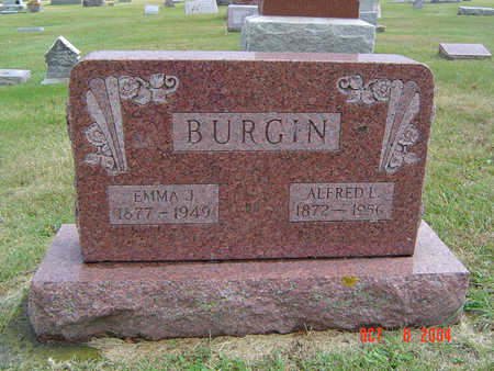 BURGIN, EMMA J. - Delaware County, Iowa | EMMA J. BURGIN