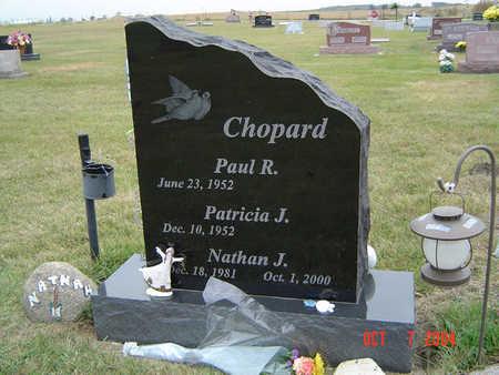 CHOPARD, NATHAN J. - Delaware County, Iowa | NATHAN J. CHOPARD