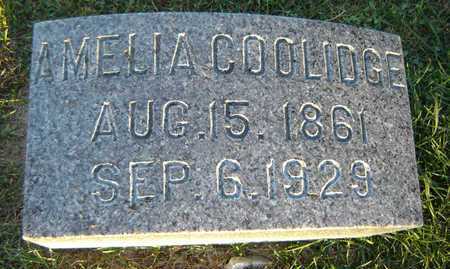 COOLIDGE, AMELIA - Delaware County, Iowa | AMELIA COOLIDGE