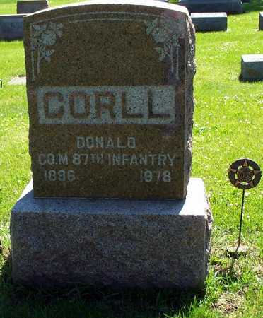 CORLL, DONALD - Delaware County, Iowa | DONALD CORLL