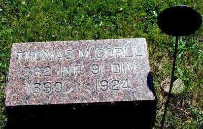 CORLL, THOMAS M. - Delaware County, Iowa | THOMAS M. CORLL