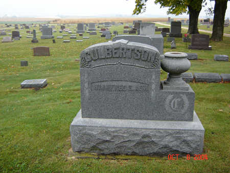 ASH CULBERTSON, WINNIFRED E. - Delaware County, Iowa | WINNIFRED E. ASH CULBERTSON