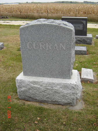 CURRAN, FAMILY STONE - Delaware County, Iowa | FAMILY STONE CURRAN