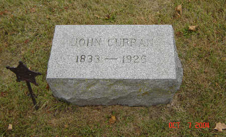 CURRAN, JOHN - Delaware County, Iowa | JOHN CURRAN