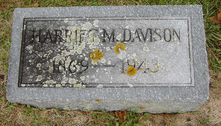 DAVISON, HARRIET - Delaware County, Iowa | HARRIET DAVISON