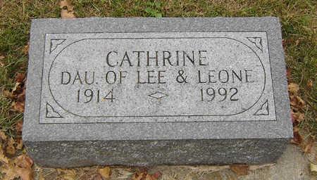 DENSMORE, CATHRINE - Delaware County, Iowa | CATHRINE DENSMORE