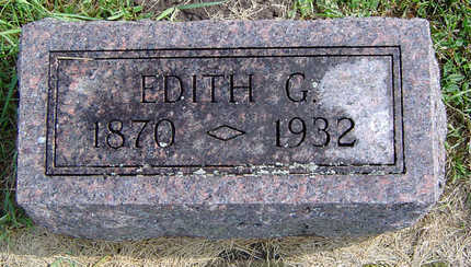 WINDERS DILGER, EDITH G. - Delaware County, Iowa | EDITH G. WINDERS DILGER