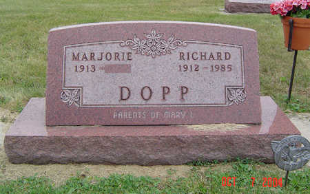 DOPP, RICHARD - Delaware County, Iowa | RICHARD DOPP