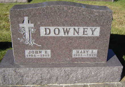 DOWNEY, JOHN E. - Delaware County, Iowa | JOHN E. DOWNEY