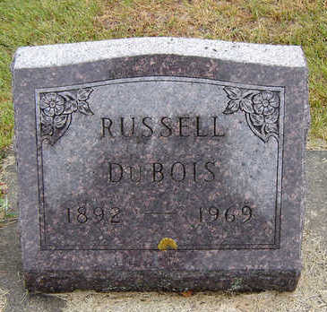 DUBOIS, RUSSELL - Delaware County, Iowa | RUSSELL DUBOIS