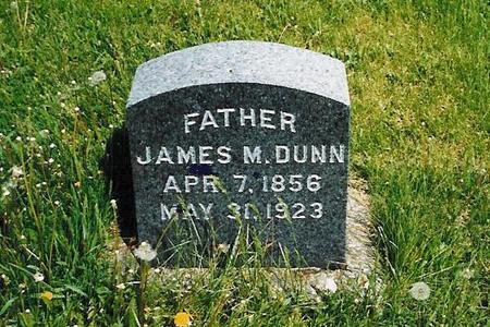 MONROE DUNN, JAMES - Delaware County, Iowa | JAMES MONROE DUNN