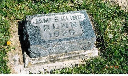 DUNN, JAMES KLING - Delaware County, Iowa | JAMES KLING DUNN