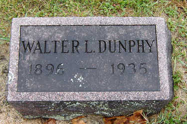 DUNPHY, WALTER L. - Delaware County, Iowa | WALTER L. DUNPHY