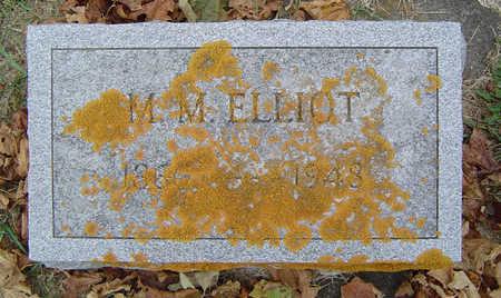 ELLIOT, MARILLA M. - Delaware County, Iowa | MARILLA M. ELLIOT
