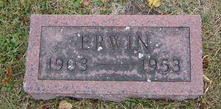 ELLIOTT, ERWIN - Delaware County, Iowa | ERWIN ELLIOTT