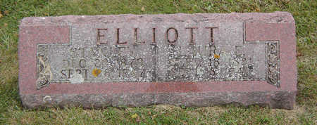 ELLIOTT, LAURA E. - Delaware County, Iowa | LAURA E. ELLIOTT