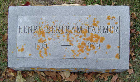 FARMER, HENRY BERTRAM - Delaware County, Iowa | HENRY BERTRAM FARMER