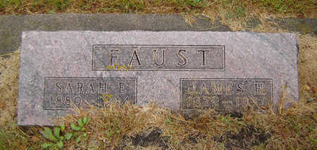FAUST, JAMES H. - Delaware County, Iowa | JAMES H. FAUST