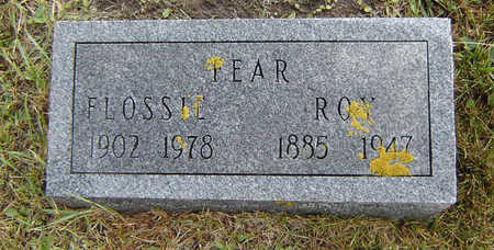 HOOK FEAR, FLOSSIE - Delaware County, Iowa | FLOSSIE HOOK FEAR
