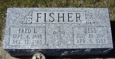 FISHER, FRED L. - Delaware County, Iowa | FRED L. FISHER