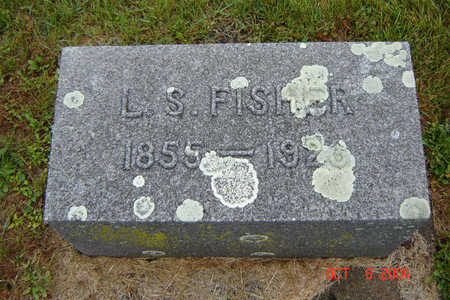 FISHER, LUMAN S. - Delaware County, Iowa | LUMAN S. FISHER