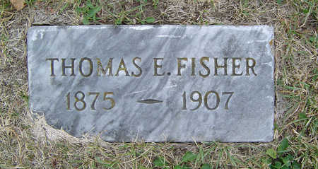 FISHER, THOMAS E. - Delaware County, Iowa | THOMAS E. FISHER