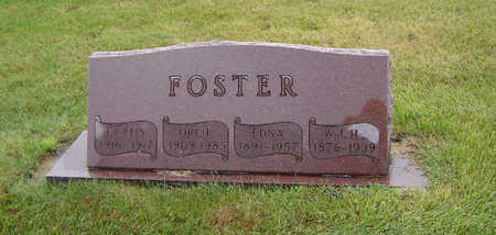 FOSTER, WILLIAM H. - Delaware County, Iowa | WILLIAM H. FOSTER