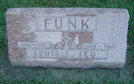 FUNK, LOUIS - Delaware County, Iowa | LOUIS FUNK