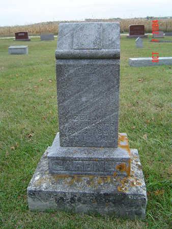 GARDNER, HAZEL M. - Delaware County, Iowa | HAZEL M. GARDNER