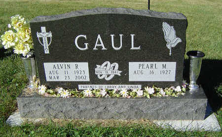GAUL, ALVIN R. - Delaware County, Iowa | ALVIN R. GAUL