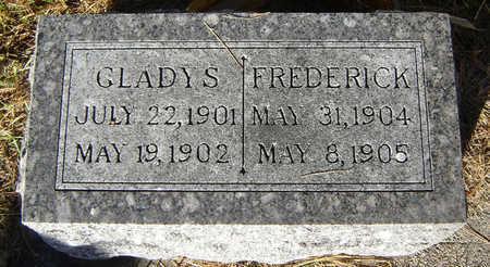 GIBBS, GLADYS - Delaware County, Iowa | GLADYS GIBBS