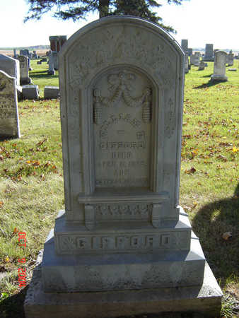 GIFFORD, WILLIAM H. - Delaware County, Iowa | WILLIAM H. GIFFORD
