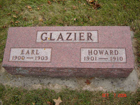 GLAZIER, HOWARD - Delaware County, Iowa | HOWARD GLAZIER