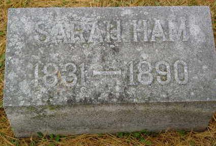 WRAGG HAM, SARAH - Delaware County, Iowa | SARAH WRAGG HAM