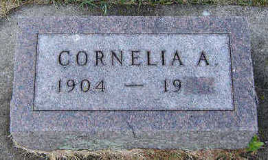 FREYERMUTH HAMLETT, CORNELIA A. - Delaware County, Iowa | CORNELIA A. FREYERMUTH HAMLETT