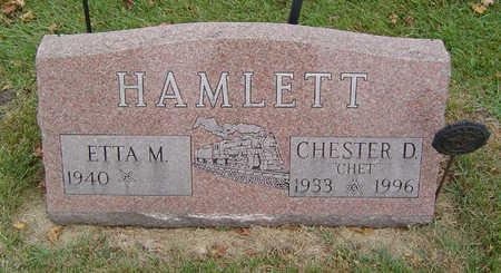HAMLETT, CHESTER D. - Delaware County, Iowa | CHESTER D. HAMLETT