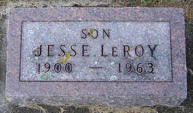 HAMLETT, JESSE LEROY - Delaware County, Iowa | JESSE LEROY HAMLETT