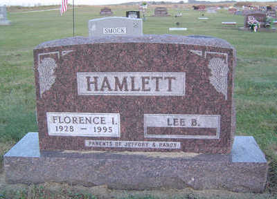 HAMLETT, LEE - Delaware County, Iowa | LEE HAMLETT