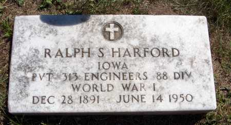 HARFORD, RALPH S. - Delaware County, Iowa | RALPH S. HARFORD